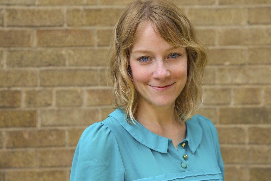 Catherine Girard-Audet... (Photo: fournie par le Salon du livre de Montréal)