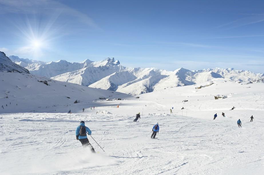 La France est redevenue l'hiver dernier la première... (PHOTO DIGITAL/THINKSTOCK)