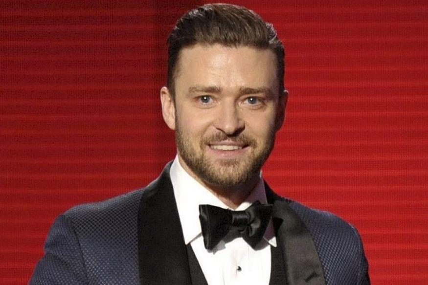 Justin Timberlake aux American Music Awards en novembre... (Photo: archives AP)