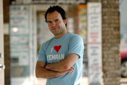 Le blogueur Hossein Derakhshan.... (PHOTO ARCHIVES LA PRESSE CANADIENNE)
