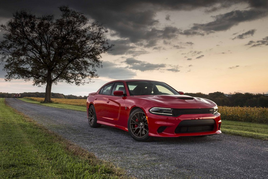 Dodge Charger Hellcat... (Photo fournie par Dodge)