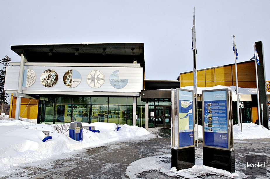 En septembre 2008, le ministère des Transports du... (Le Soleil, Pascal Ratthé)