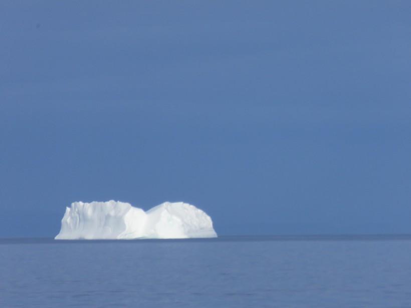 Grands espaces dénudés, lumière du Nord, fjords inexplorés, icebergs et glaciers garantissent un dépaysement total. (PHOTO ANDRÉE LEBEL, LA PRESSE)
