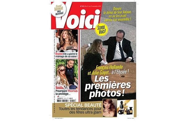 Onze mois après la publication de clichés révélant une liaison entre François...