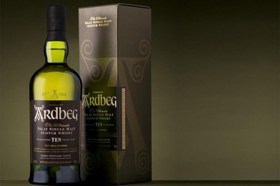 Ceux qui aiment la distillerie Ardbeg, qui produit... (PHOTO FOURNIE PAR ARDBEG)