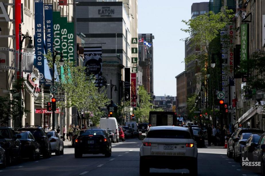 La Ville souhaite présenter à la mi-décembre l'option... (Photo Francois Roy, Archives La Presse)