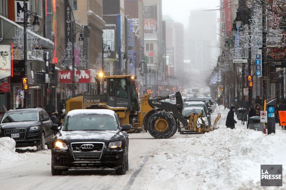 La santé publique de Montréal a produit un... (Photo Robert Skinner, archives La Presse)