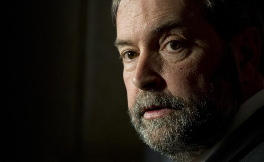 Hors Québec, le tableau est sombre pour le... (Photo Adrian Wylde, archives La Presse Canadienne)