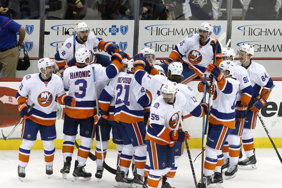 Les Islanders ont remporté sept de leurs huit... (Photo Charles LeClaire, USA Today Sports)