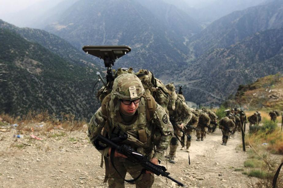 L'armée américaine sera investie d'une mission plus précise... (Photo Nikola Solic, Archives Reuters)