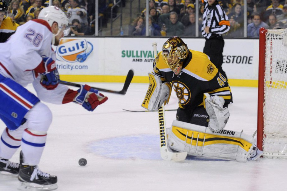 Relisez notre clavardage du match entre le Canadien et les Bruins de Boston...