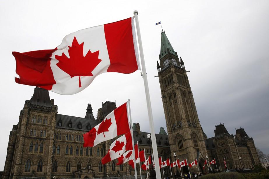 L'an dernier, Ottawa a affiché un déficit de... (PHOTO BLAIR GABLE, ARCHIVES REUTERS)