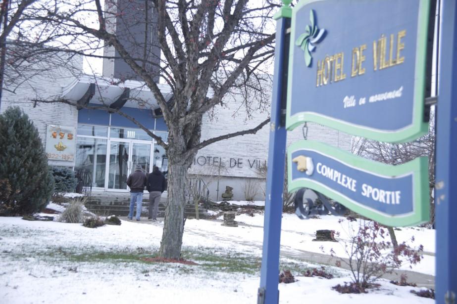 Pour agrandir l'école Saint-Vincent: neuf résidences pourraient être expropriées - LaPresse.ca