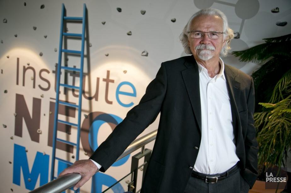 Max Fehlmann, président et chef de la direction... (PHOTO DAVID BOILY, LA PRESSE)