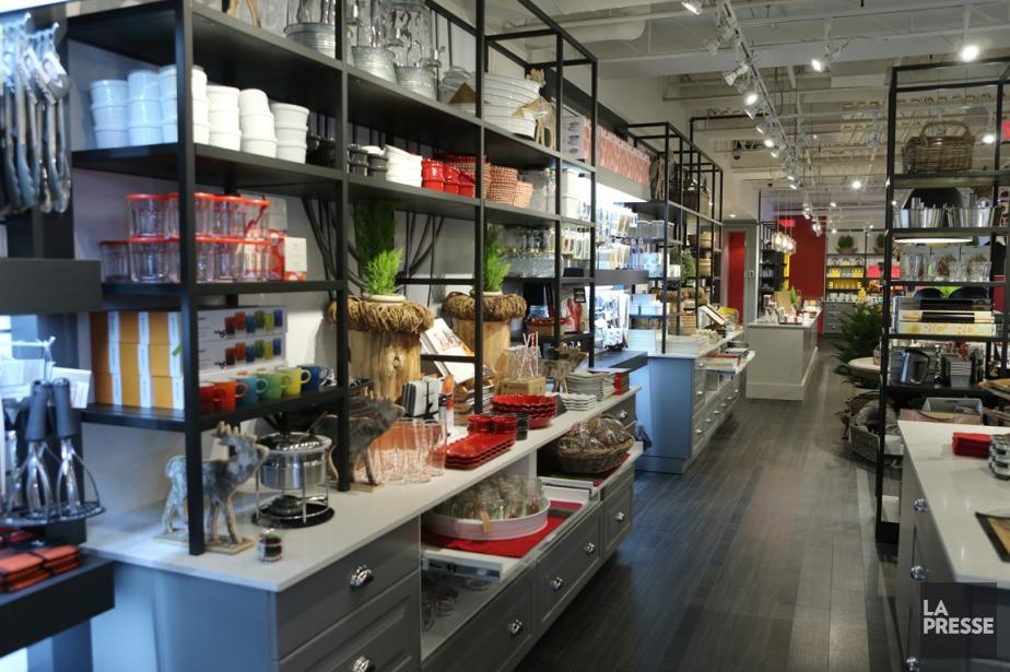 Visite exclusive de la première boutique de Ricardo.... (PHOTO: MARTIN CHAMBERLAND, LA PRESSE)
