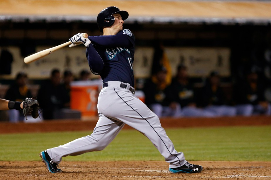 Kyle Seager... (Photo Kelley L. Cox, USA Today Sports)