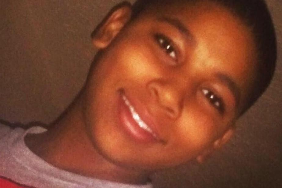 Samedi, un jeune garçon noir de 12 ans,... (PHOTO TWITTER)
