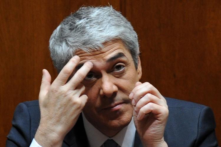 José Socratesa gouverné le Portugal entre 2005 et... (Archives AFP)