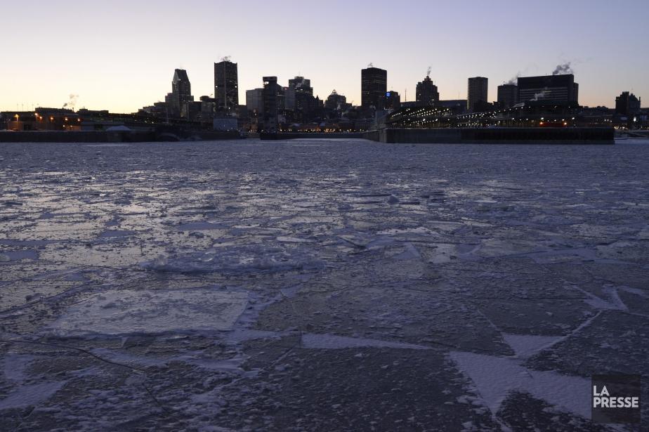 Par contre, les températures froides ne devraient être... (PHOTO BERNARD BRAULT, ARCHIVES LA PRESSE)