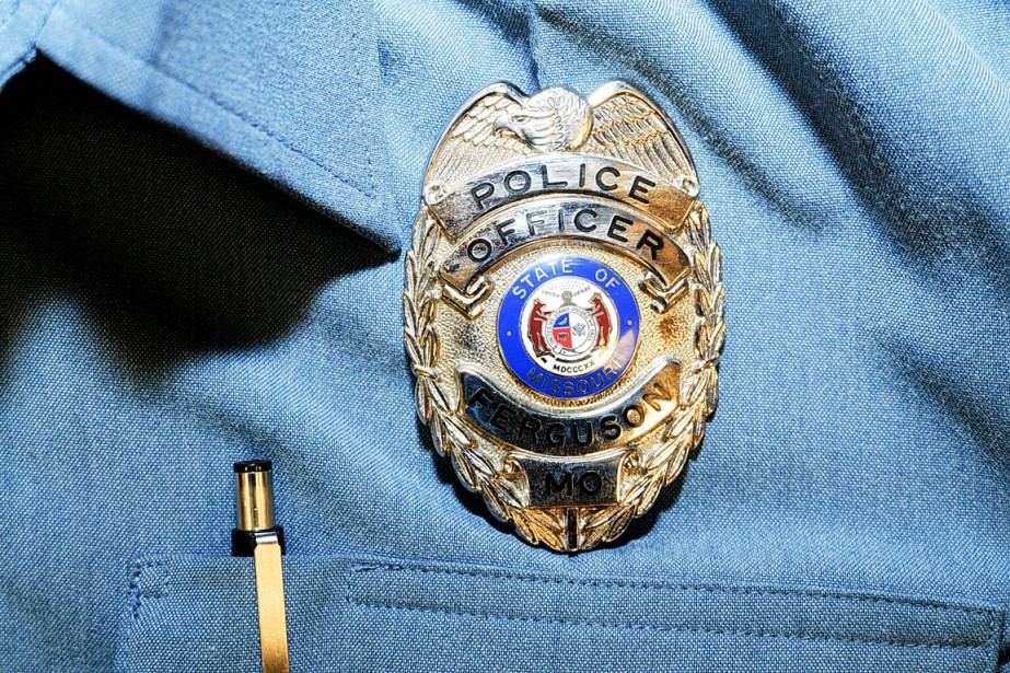 Darren Wilson, l'agent qui a tué Michael Brown... (PHOTO AP)