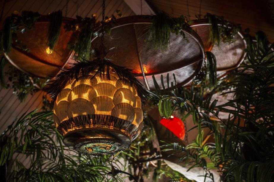 Luminaires et végétation abondante figurent parmi les pistes à explorer. (Photo Olivier Pontbriand, La Presse)
