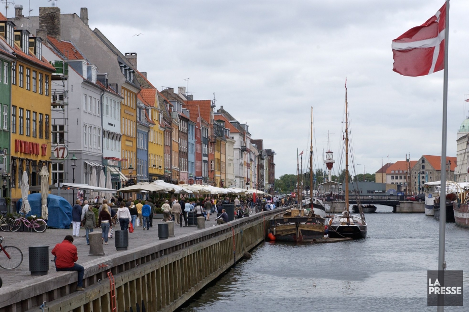 Le Danemark est suivi par la Corée du... (Photo Jean Goupil, Archives La Presse)