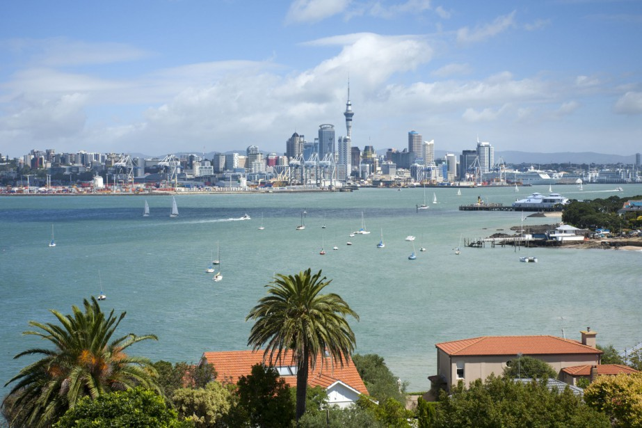 Auckland, Nouvelle-Zélande.... (Photo Digital/Thinkstock)