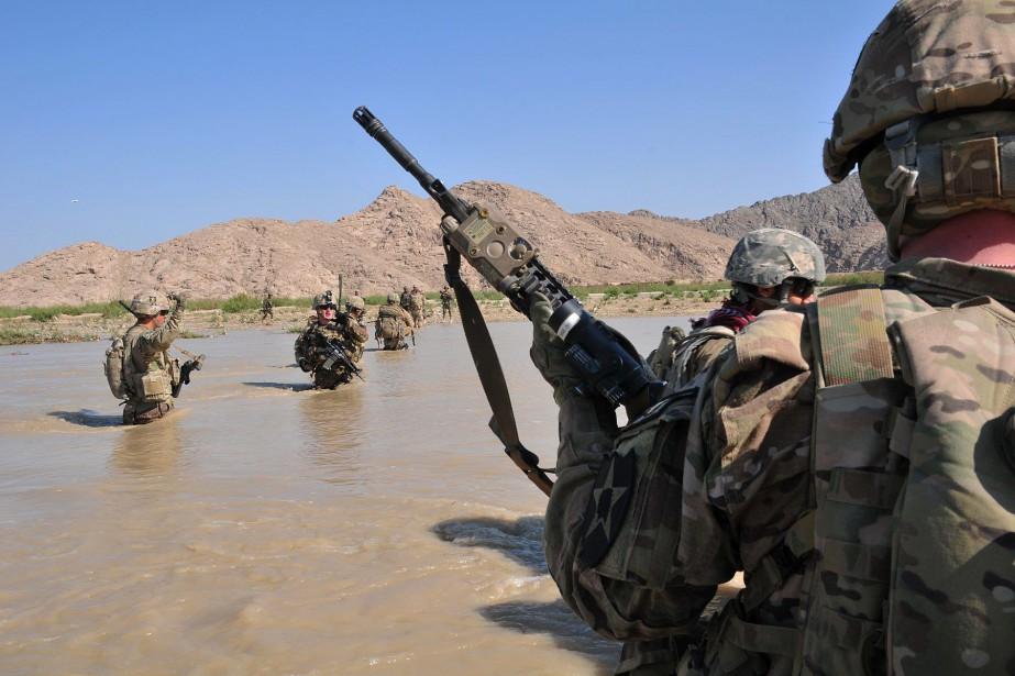 Le secrétaire américain à la défense Jim Mattis a assuré... (Photo archives AP)