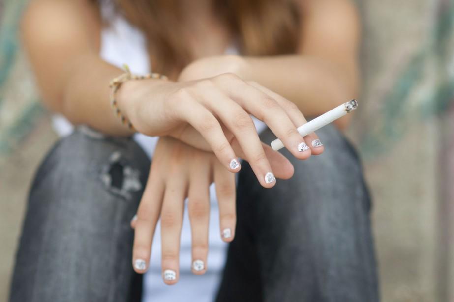 La proportion de jeunes qui ont consommé un... (Photo Digital/Thinkstock)