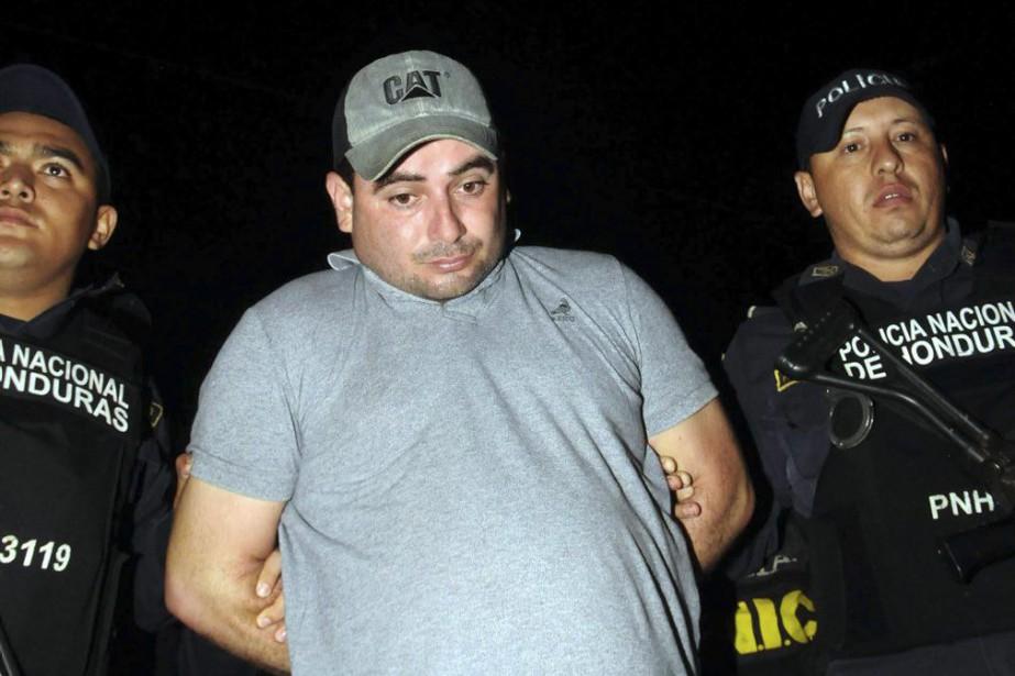 Plutarco Ruiz, 32 ans,est soupçonné d'avoir tué par... (PHOTO AFP/STR)