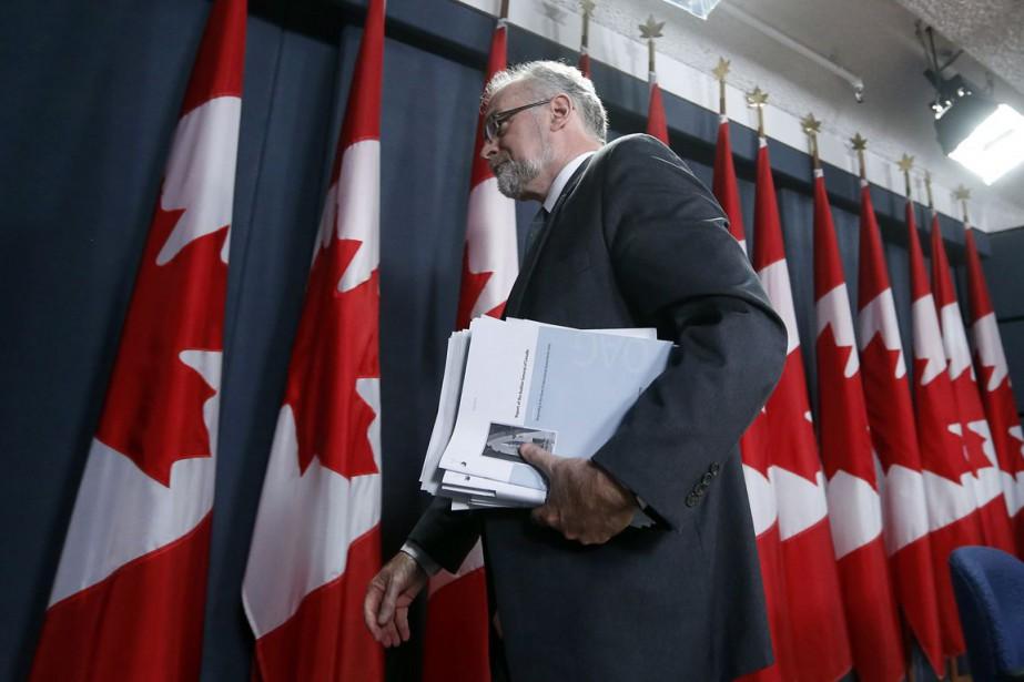 Ottawa refuse de reconnaître clairement que le programme... (Photo Reuters)