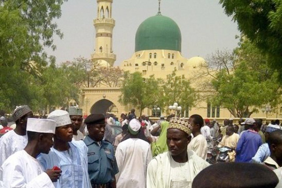 C'est à la Grande mosquée de Kano, la... (PHOTO ARCHIVES NEWSRESCUE.COM/PRESS TV)
