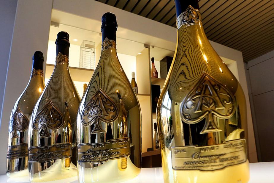 Très Succès inespéré du champagne Cattier grâce à Jay Z | Alain JULIEN  QF42