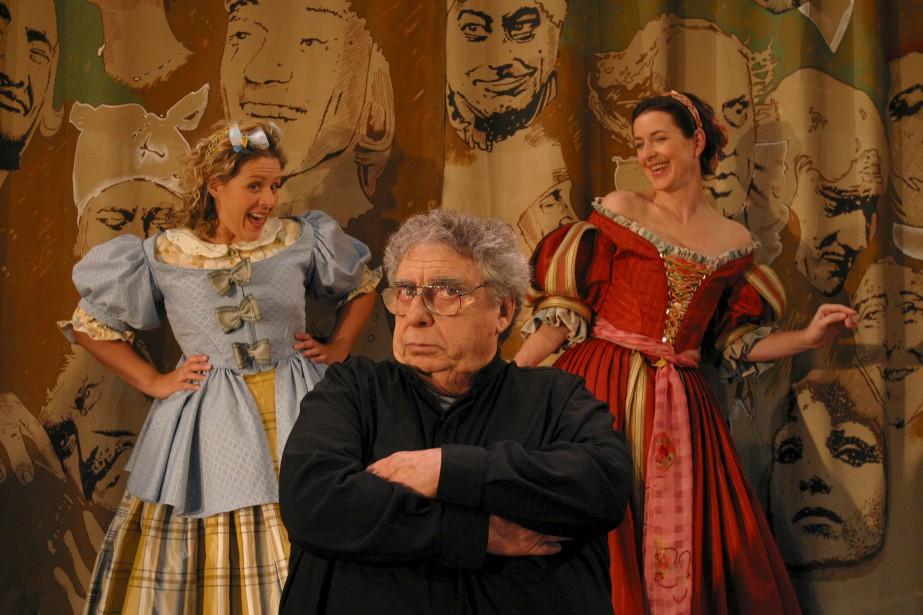 En 2003, il a dirigé «Les Précieuses ridicules» de Molière, au TNM. (Photothèque Le Soleil)