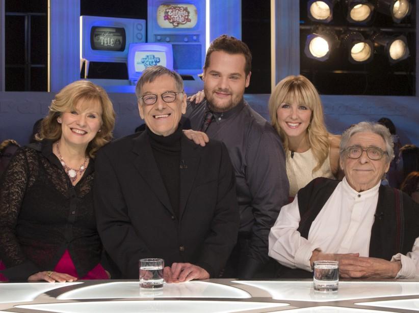 L'homme de théâtre et de télévision a participé à l'émission Les Enfants de la télé en 2012. (La Presse, Robert Skinner)