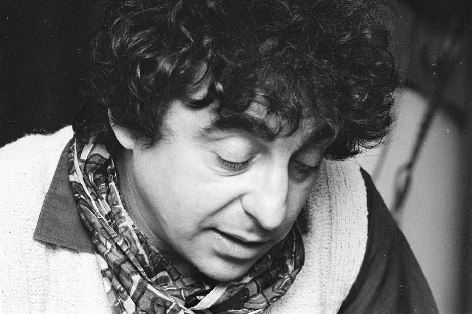 Paul Buissonneau en 1971. (Photo: archives La Presse)