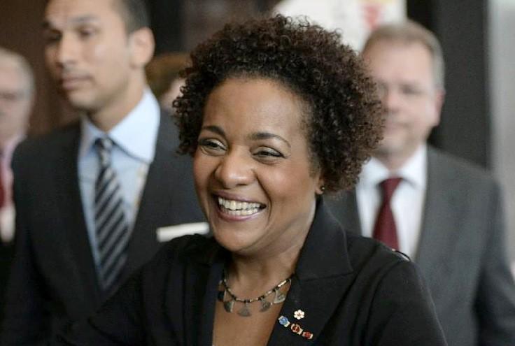 Michaëlle Jean, la nouvelle secrétaire générale de l'Organisation... (La Presse Canadienne)
