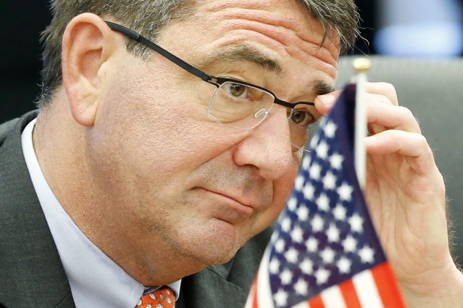 Ashton Carter aura été brièvement l'adjoint de Chuck... (PHOTO YURIKO NAKAO, ARCHIVES REUTERS)