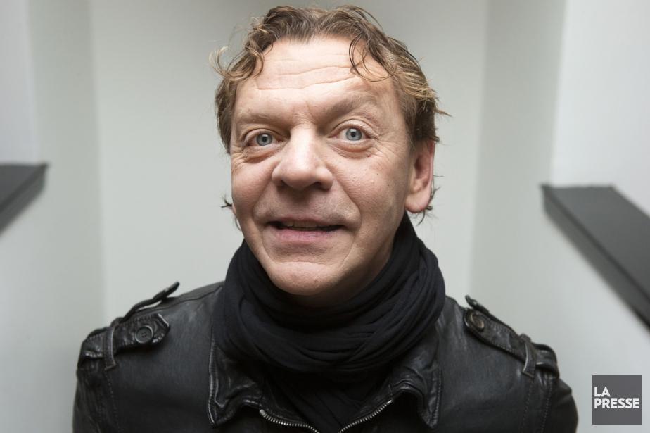Marc Labrèche s'est dit honoré d'avoir été choisi... (Photo: Robert Skinner, La Presse)