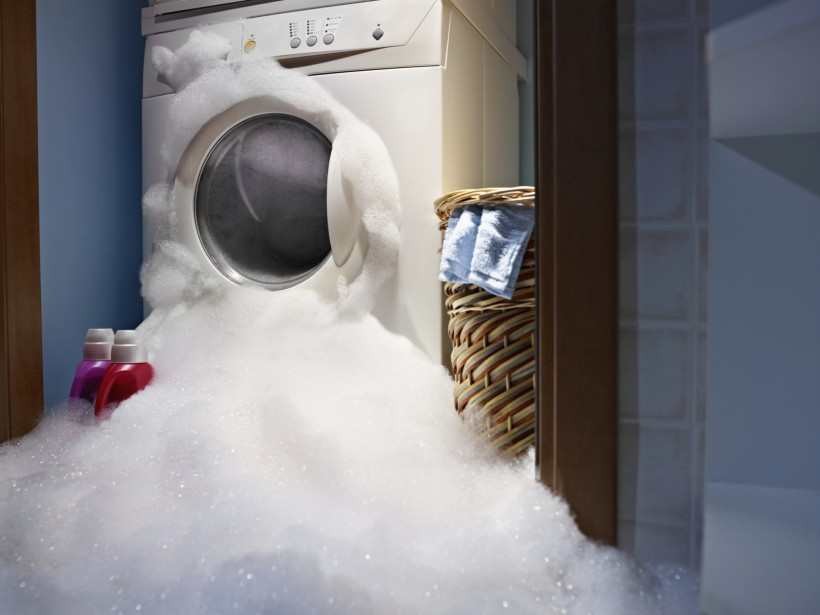 En condo, les dégâts d'eau sont souvent lourds... (Photo Digital/Thinkstock)