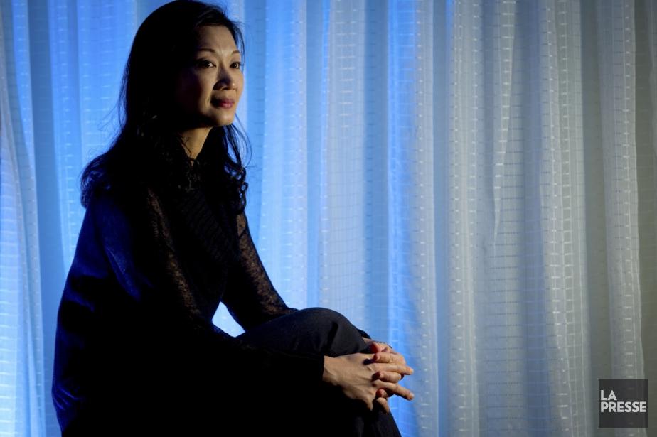Quand Mari Kodama étudiait avec le grand... (Photo: Olivier Jean, La Presse)