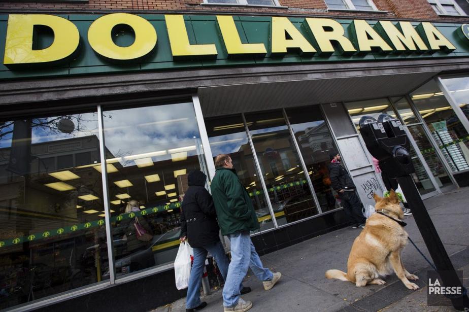 Dollarama a fait état... (PHOTO EDOUARD PLANTE-FRÉCHETTE, ARCHIVES LA PRESSE)