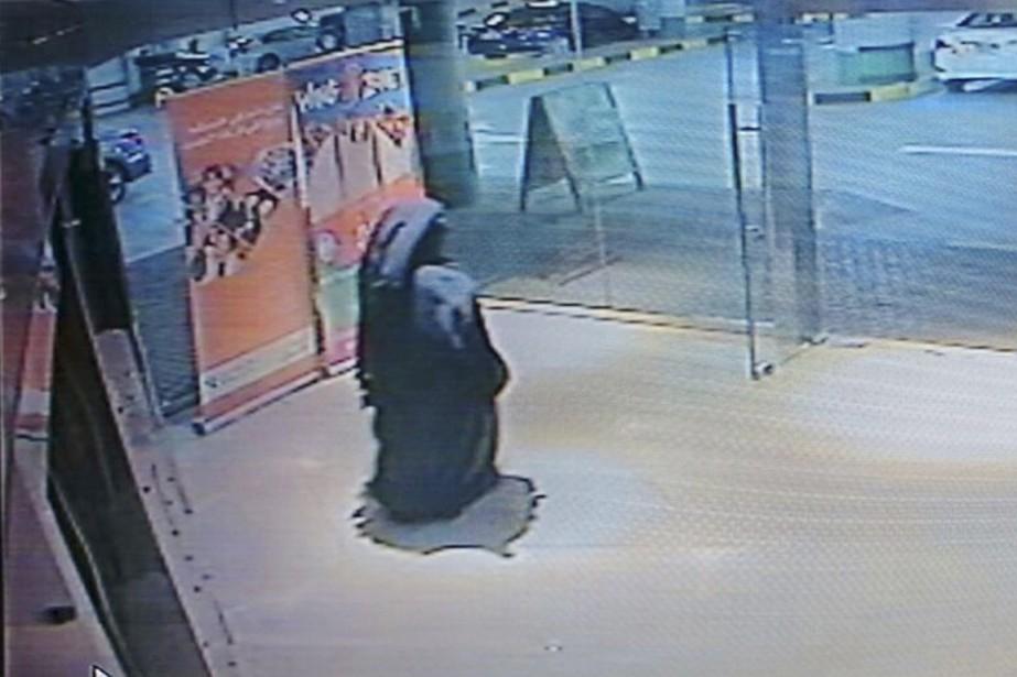 Une traque avait été lancée lundi pour retrouver... (IMAGE REUTERS/POLICE D'ABOU DHABI)