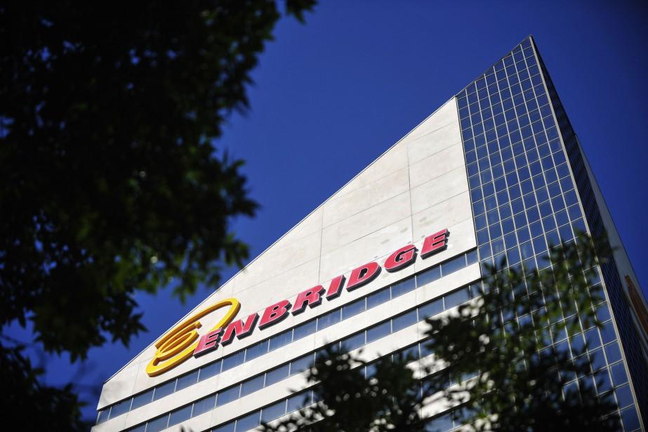 Le titre d'Enbridge a clôturé à 60,04 $,... (Photo archives Reuters)
