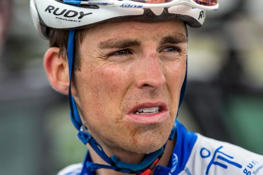 Quelques jours après l'annonce de sa suspension de... (Photo fournie par Vincent Drouin, velogazette.ca)
