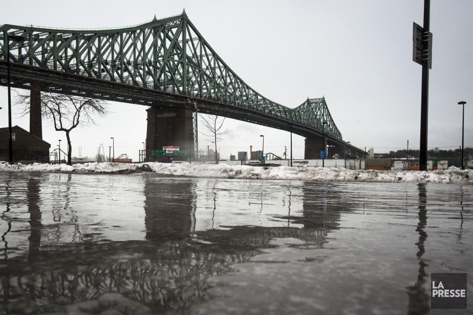 Le Québec pourrait connaître un climat semblable à... (PHOTO OLIVIER PONTBRIAND, ARCHIVES LA PRESSE)