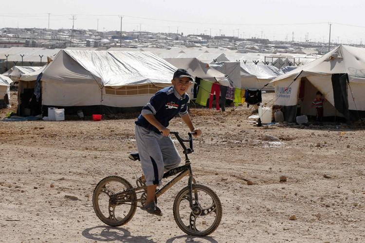 Plus de 30 organisations humanitaires ont lancé lundi un... (Photo: Reuters)
