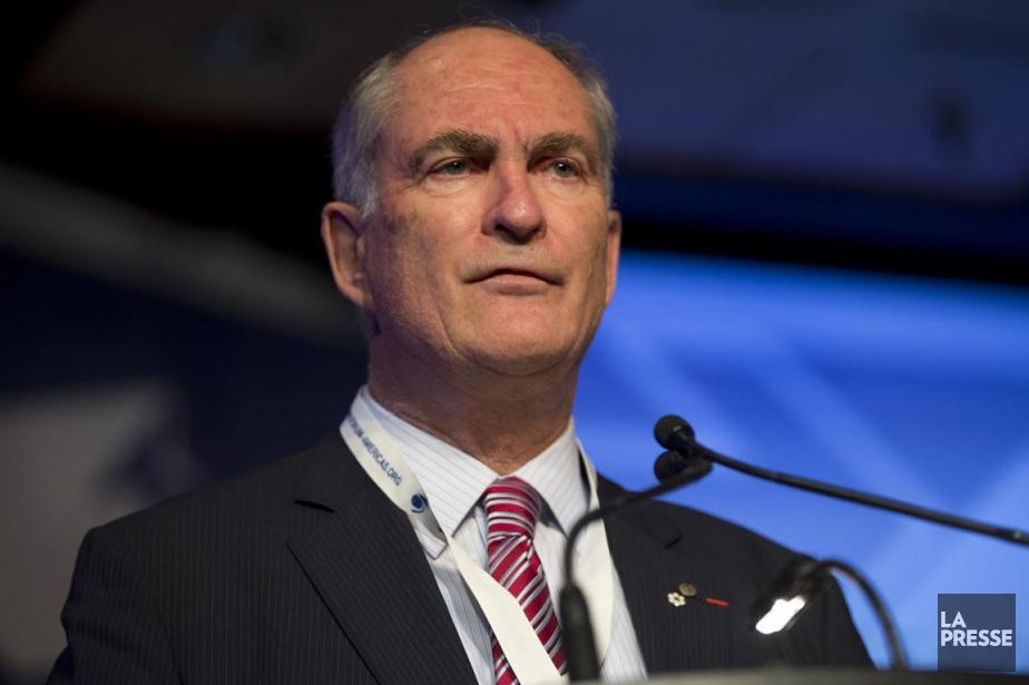 L'ex-ministre Gil Rémillard gagne 137 000$ comme professeur... (PHOTO DAVID BOILY, ARCHIVES LA PRESSE)