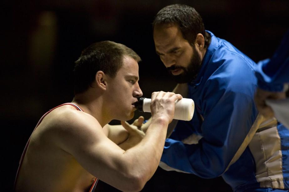 «De mon point de vue, Mark Schultz est... (Photo: AP/Sony Pictures Classics, Scott Garfield)