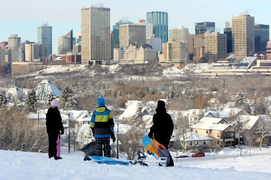Les entrepreneurs francophones albertains adorent cette province où... (Photo David Bloom, archives La Presse Canadienne)